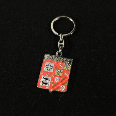 Key ring pendants and badge holders
